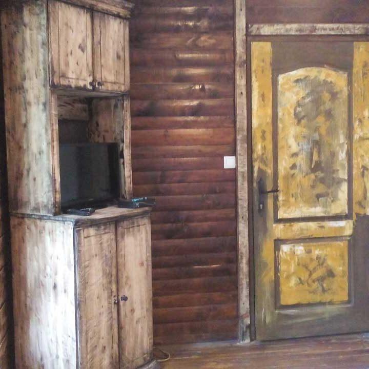 Zlatiborska jezera etno selo apartmani
