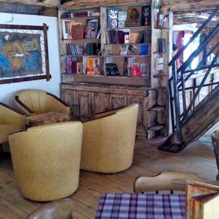 Etno selo Zlatiborska jezera restoran